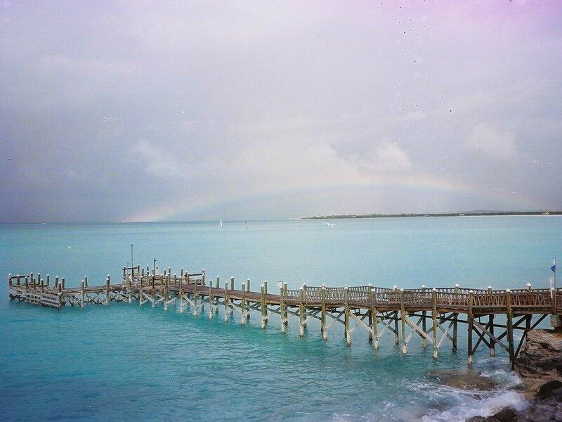 Ponton du Club Med