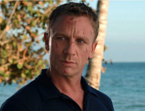 J'ai craqué pour Casino Royal… et Daniel Craig