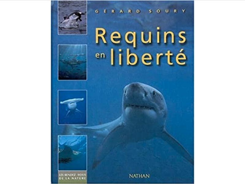 Livre Requins en liberté