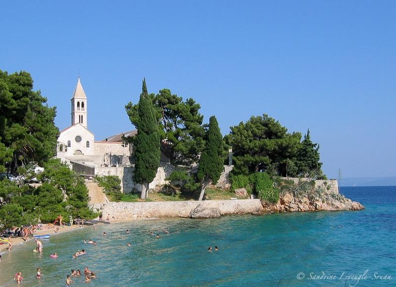 Le monastère dominicain de Bol en Croatie