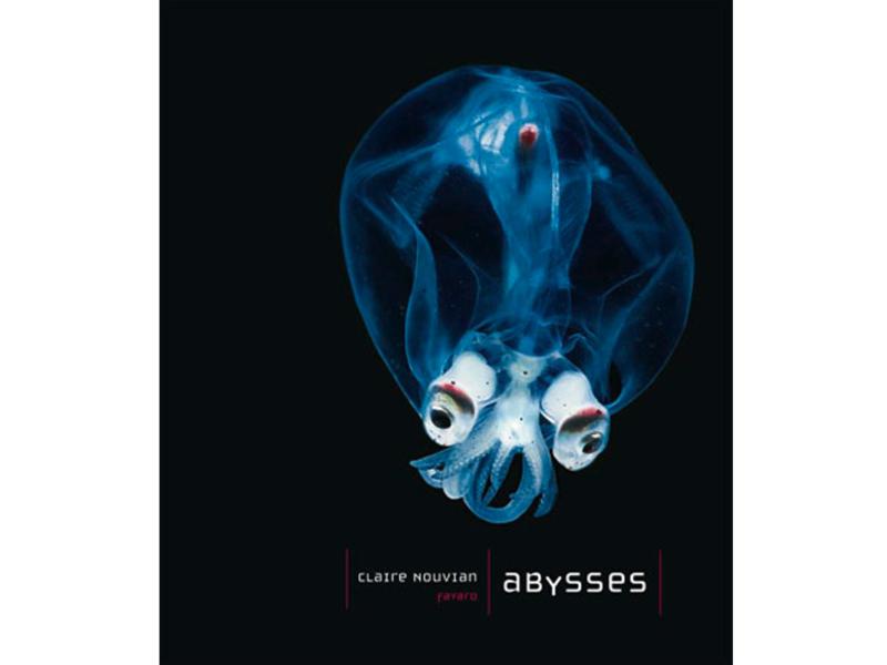 Beau livre Abysses de Claire Nouvian