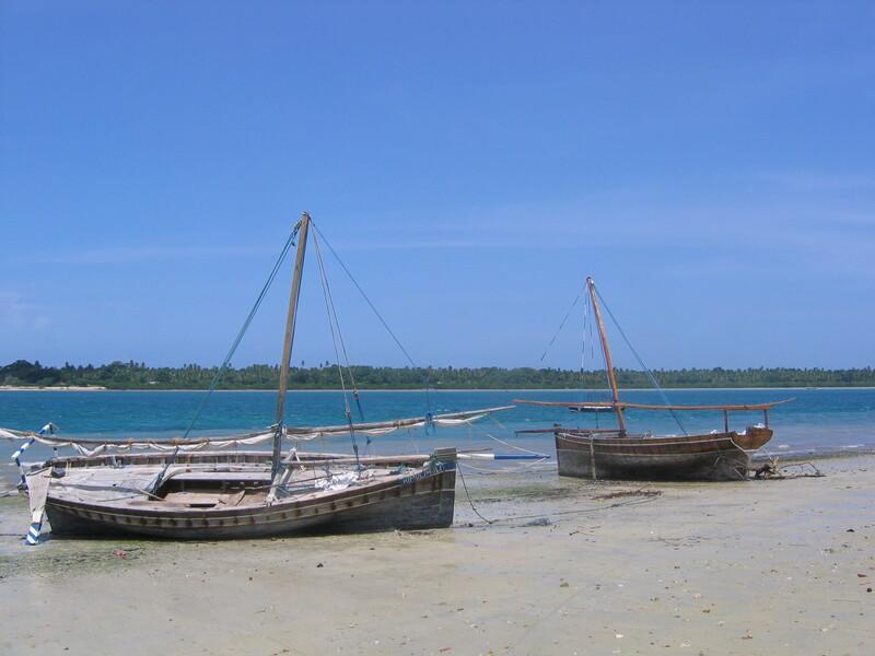 plage Mafia Island
