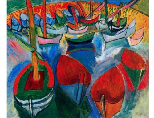 Raoul Dufy, virtuose de la couleur et de la matière
