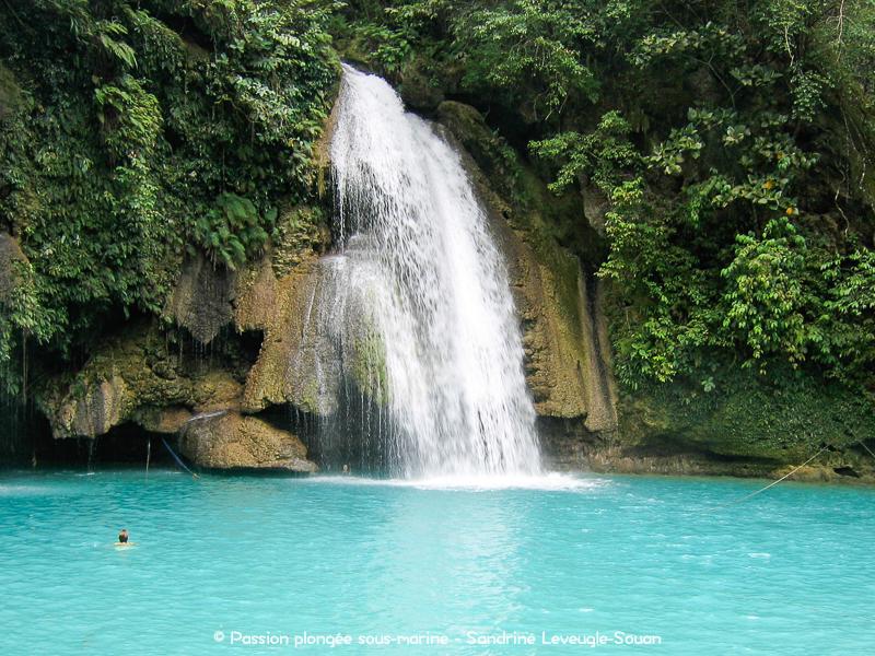 Cascade Visayas Philippines