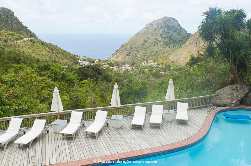 Queen's gardens resort Saba