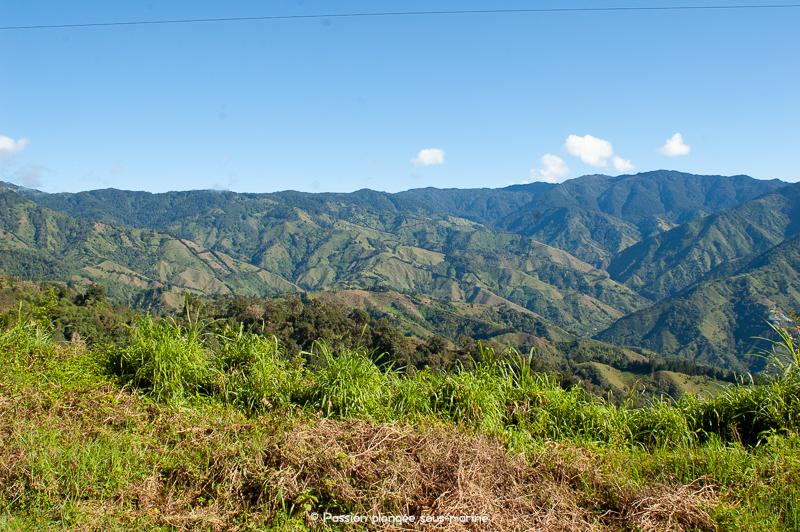 montagnes Costa Rica