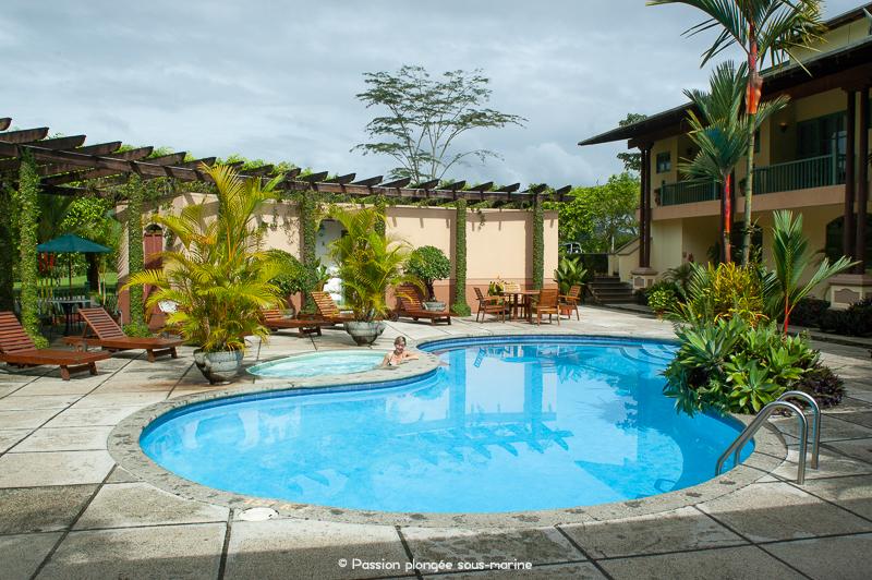 piscine hotel Casa Turire