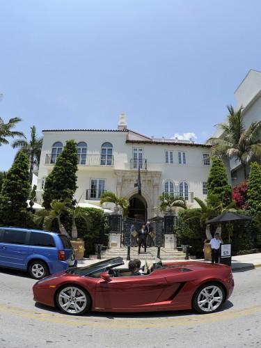 The Villa by Barton G., la demeure où a été assassiné le couturier Gianni Versace