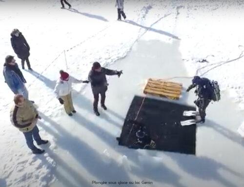 De décembre à mars : où plonger sous glace en France ?