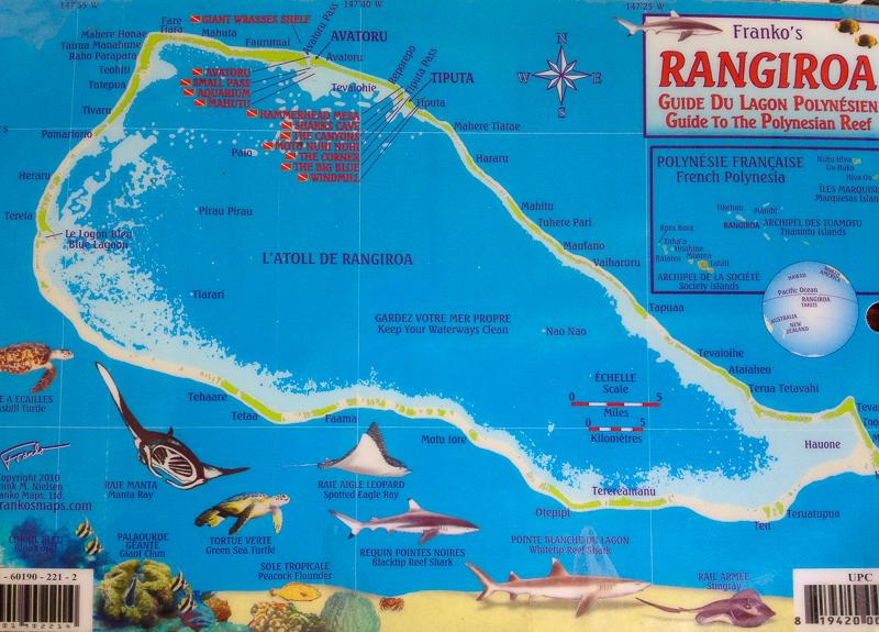 Plan Rangiroa
