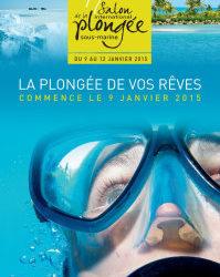17è salon de la plongée : place à l'aventure !
