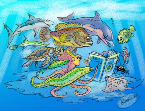 Nouvelle aventure : lancement du magazine Plongez !