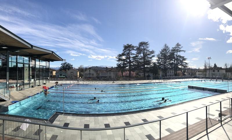 La piscine de Pau